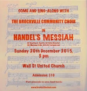 Poster Messiah Sing-along 2